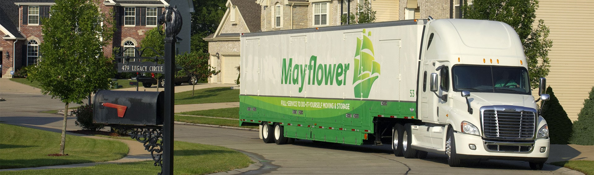 mayflower movers chicago